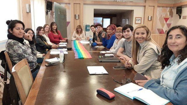 El Consejo Local Consultivo y Participativo de la Diversidad Sexual delineó temáticas de la agenda de trabajo del año 2020