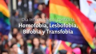 17 de mayo: Día Internacional contra la Homofobia, Lesbofobia y la Transfobia