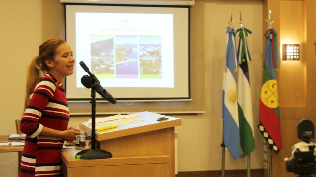 La Defensora del Pueblo de Bariloche presentó el Informe Anual de Gestión del año 2020