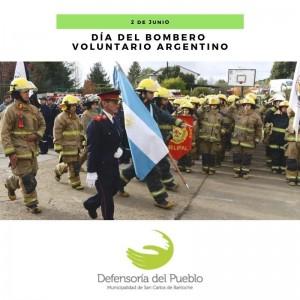Día del Bombero Voluntario Argentino