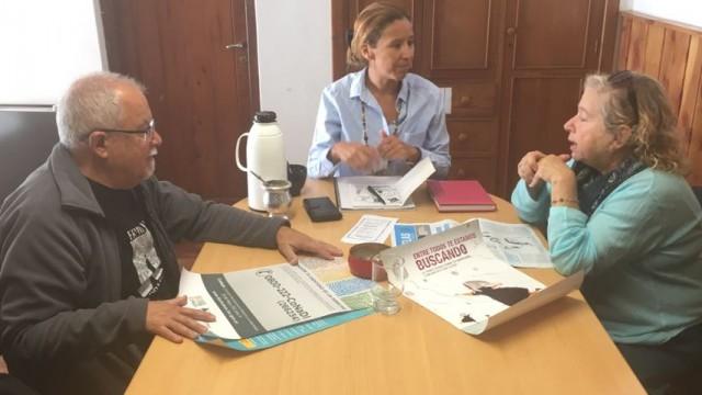 Defensoría del Pueblo coordina acciones conjuntas con la Red por la Identidad