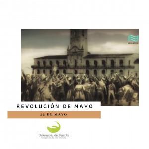 Revolución de Mayo (Fuente Fotografía Canal Encuentro)
