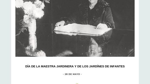 [Efemérides - 28 de mayo] Día de la Maestra Jardinera y de los Jardínes de Infantes