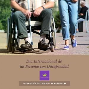 Hoy se conmemora el Día Internacional de Personas con Discapacidad