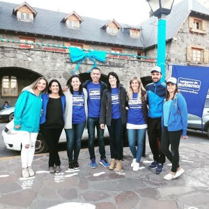 Grupo TGD Padres TEA Bariloche, organizadores del evento