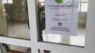 Elecciones Municipales | La Defensoría del Pueblo de Bariloche lleva a cabo guardia y visitas a escuelas para monitorear el desarrollo del proceso electoral