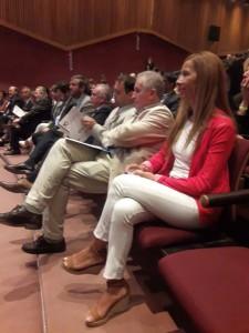 """La Defensora del Pueblo de Bariloche, la Dra. Beatriz Oñate, participa de la Jornada """"70 años de la Declaración Universal de los Derechos Humanos: del Compromiso a la Acción""""."""