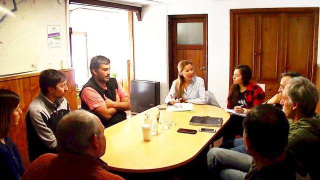Se sigue trabajando en posibles soluciones ante la falta de agua potable en los Barrios del Este de Bariloche