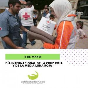 Día Internacional de la Cruz Roja y de la Media Luna Roja