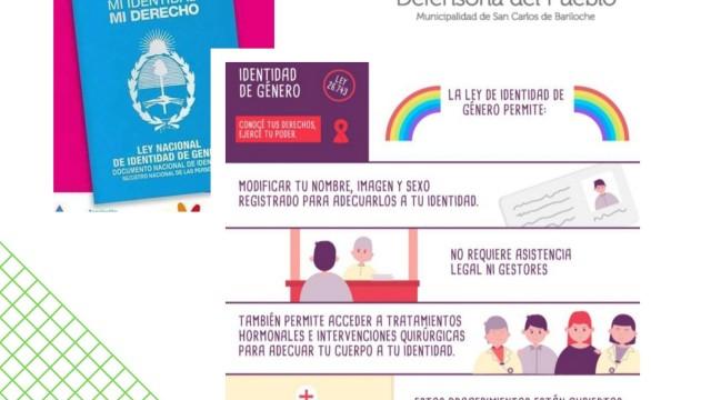 [9 de mayo] Se cumplen 7 años de la sanción de la Ley de Identidad de Género