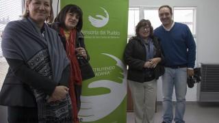 La Defensoría del Pueblo de Bariloche abrió delegación en el Club Comunitario