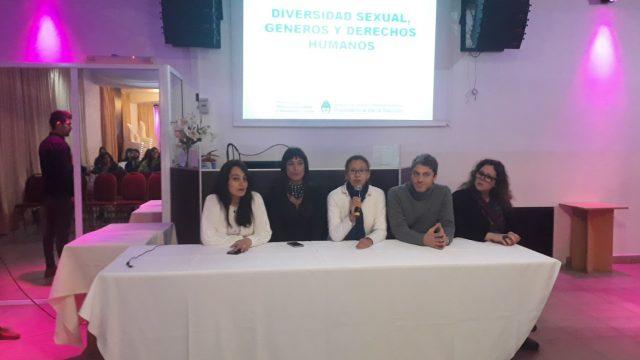 """Segunda Jornada de capacitación sobre """"Diversidad Sexual en el Ámbito Educativo y Derechos Humanos e Infancias Trans"""""""