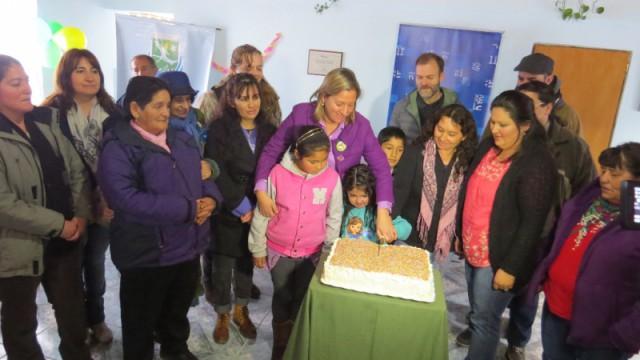 Inauguraci n del centro comunitario del barrio pilar ii defensor a del pueblo bariloche - Centro de salud barrio del pilar ...