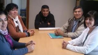 Andrea Galaverna se reunió con el CODECI
