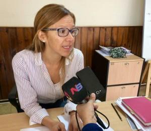 La Defensora del Pueblo de Bariloche, la Dra. Beatriz Oñate. (Fuente B2000)