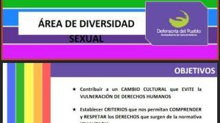 Charla sobre Diversidad Sexual y Derechos Humanos en el CEM Nº 45