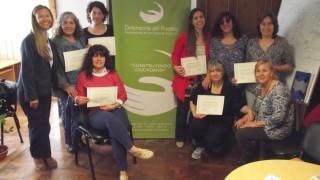 La Defensoría del Pueblo de Bariloche brindó reconocimiento a los Mediadores y las Mediadoras