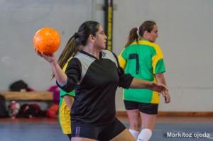 """Cinco fueron los equipos que participaron del V Torneo Amistoso de Fútbol """"Día de la Mujer Trabajadora"""", organizado por la Defensoría del Pueblo"""