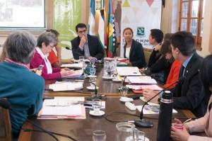 La Defensora del Pueblo de Bariloche, Dra. Beatriz Oñate, presentó el Informe de Gestión 2018