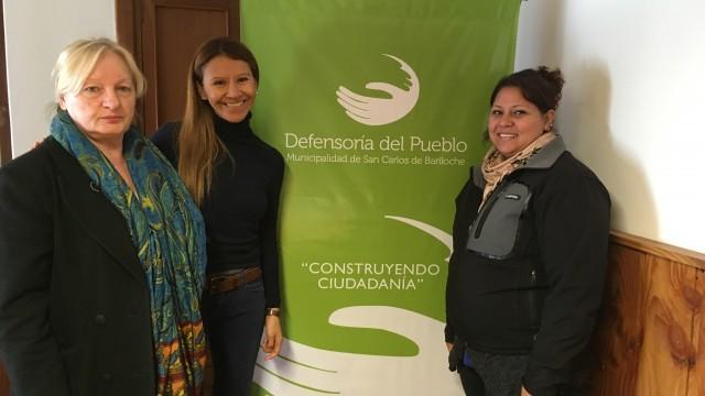 Defensoría del Pueblo trabaja junto a la comunidad paraguaya