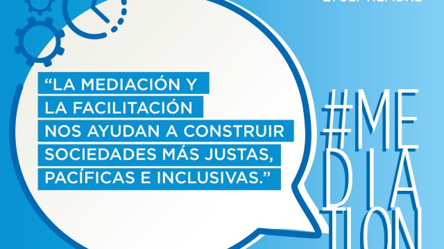 Durante septiembre la Defensoría ya realizó 28 mediaciones -#Mediatlón-