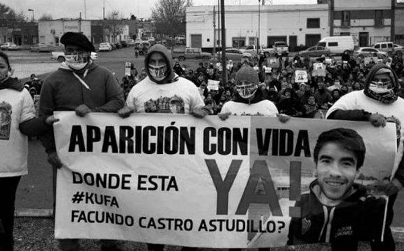 ADPRA manifiesta su preocupación por la desaparición de Facundo Astudillo Castro e insta a su búsqueda y aparición con vida