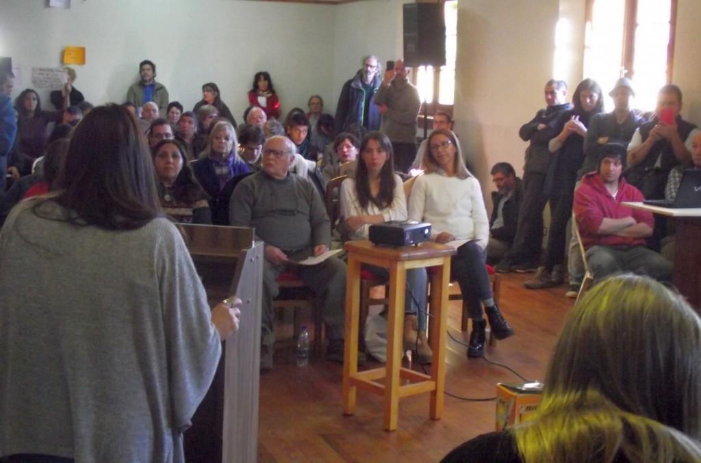 La Defensora del Pueblo en la Audiencia Pública por el aumento del boleto del TUP