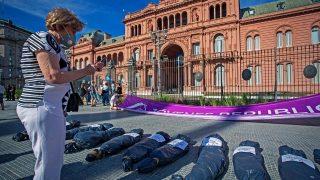 Enérgico repudio ante expresiones de intolerancia frente a la Casa Rosada