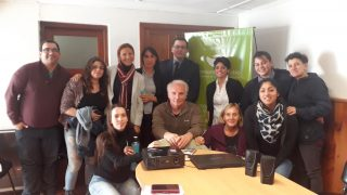 La Defensoría del Pueblo de Bariloche recibió capacitación sobre cómo prevenir el Grooming