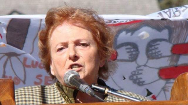 Condolencias por el fallecimiento de la ex Intendenta María del Rosario Severino de Costa