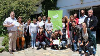 En cálido encuentro | Mediadoras y Mediadores fueron reconocidos por la Defensoría del Pueblo de Bariloche