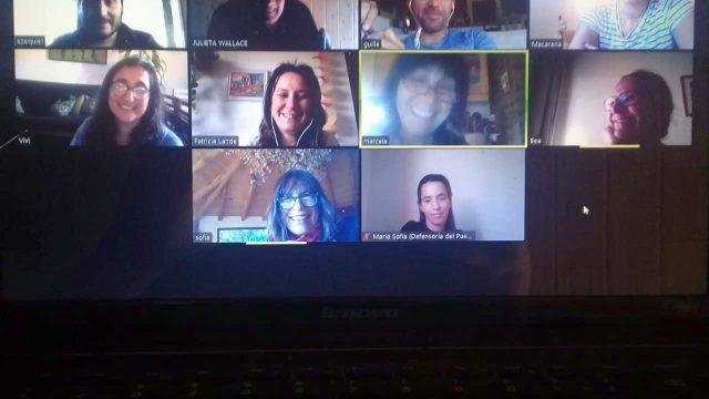 Vía online | Se reunió el Comité Municipal contra la Tortura