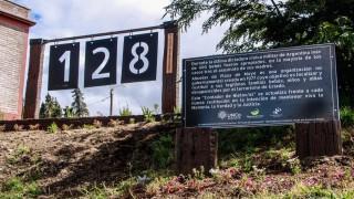 Invitación al acto en el que se cambiará el número del Contador de Nietos Recuperados