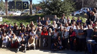 Bienvenida Nieta 129: Emotivo acto en el que se actualizó el Contador de Nietos Recuperados