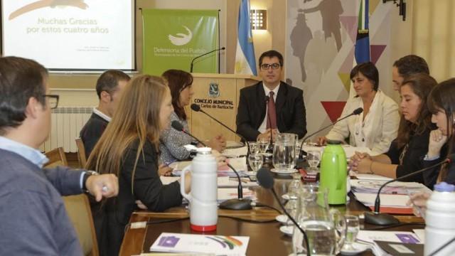 Balance de gestión de la Defensoría del Pueblo de Bariloche