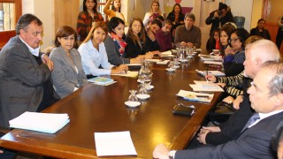 Positiva Reunión de Mesa Institucional convocada por la Defensoría del Pueblo