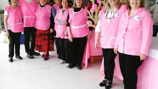 Las Damas de Rosa realizarán una nueva feria artesanal para recaudar fondos con un propósito solidario