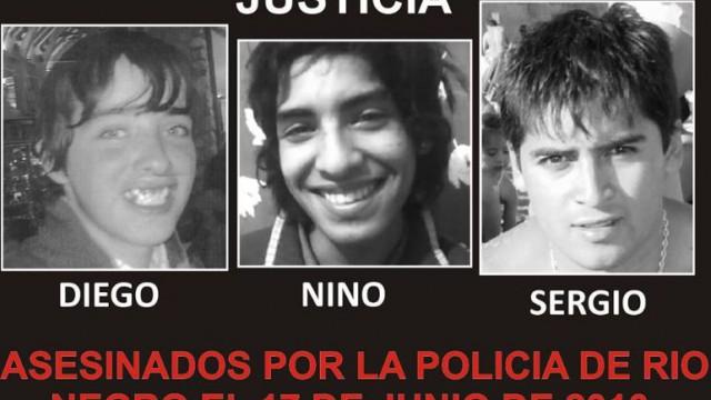 Día de la Inclusión Social y contra la Represión Policial