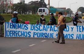 Defensoría del Pueblo de Nación exhorta a Transporte por pasajes para personas con discapacidad