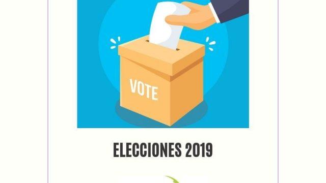 𝐄𝐥𝐞𝐜𝐜𝐢𝐨𝐧𝐞𝐬 2019 | Recomendaciones para emitir el Voto Joven