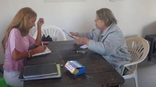 La Defensoría del Pueblo se acercó a barrios para atender inquietudes