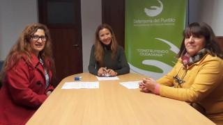 Firma de Convenio marco de Cooperación Institucional con UPCN Delegación Bariloche