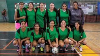"""Exitoso  Torneo de Fútbol """"Día de la Mujer Trabajadora"""""""