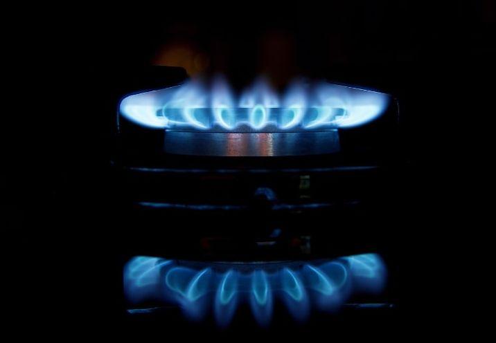 Aumento de gas