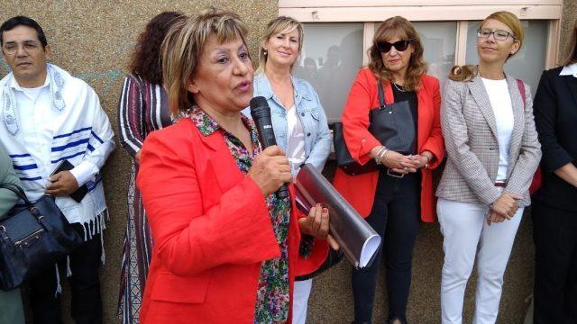 Presentes en la inauguración de la sede de la Defensoría del Pueblo de Viedma