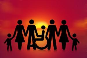 Se hace efectivo el ejercicio de los Derechos consagrados en la Legislación para las personas con discapacidad