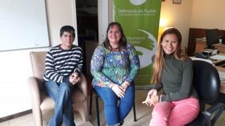 La Defensora del Pueblo de Bariloche recibió a integrantes de la Delegación local de de la Secretaría de DDHH de la Nación