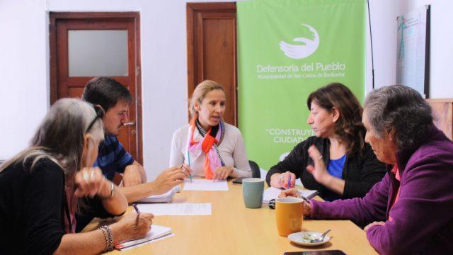 Buscan vehiculizar soluciones ante dificultades que afecta a los adultos mayores afiliados al IPROSS