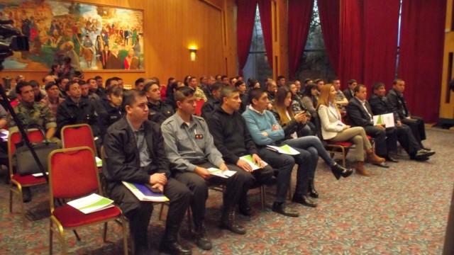 """La Defensoría del Pueblo de Bariloche participa de las """"Jornadas de Sensibilización de Géneros en las Fuerzas de Seguridad"""""""