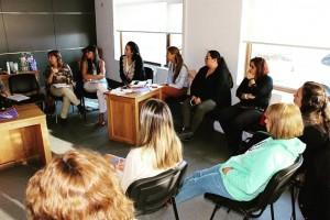 Jornada de reflexión organizada por el Ministerio Público Fiscal en el marco del Día Internacional de la Mujer Trabajadora